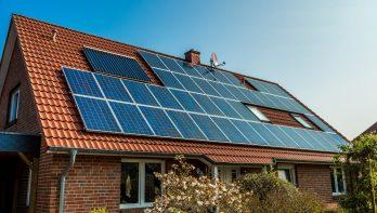 Een miljoen huizen met zonnepanelen
