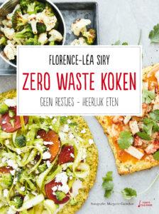 Zero Waste Koken, boek, groener wonen, recept, knoflookbrood