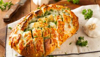 knoflookbrood, zero waste koken, recept, groener wonen