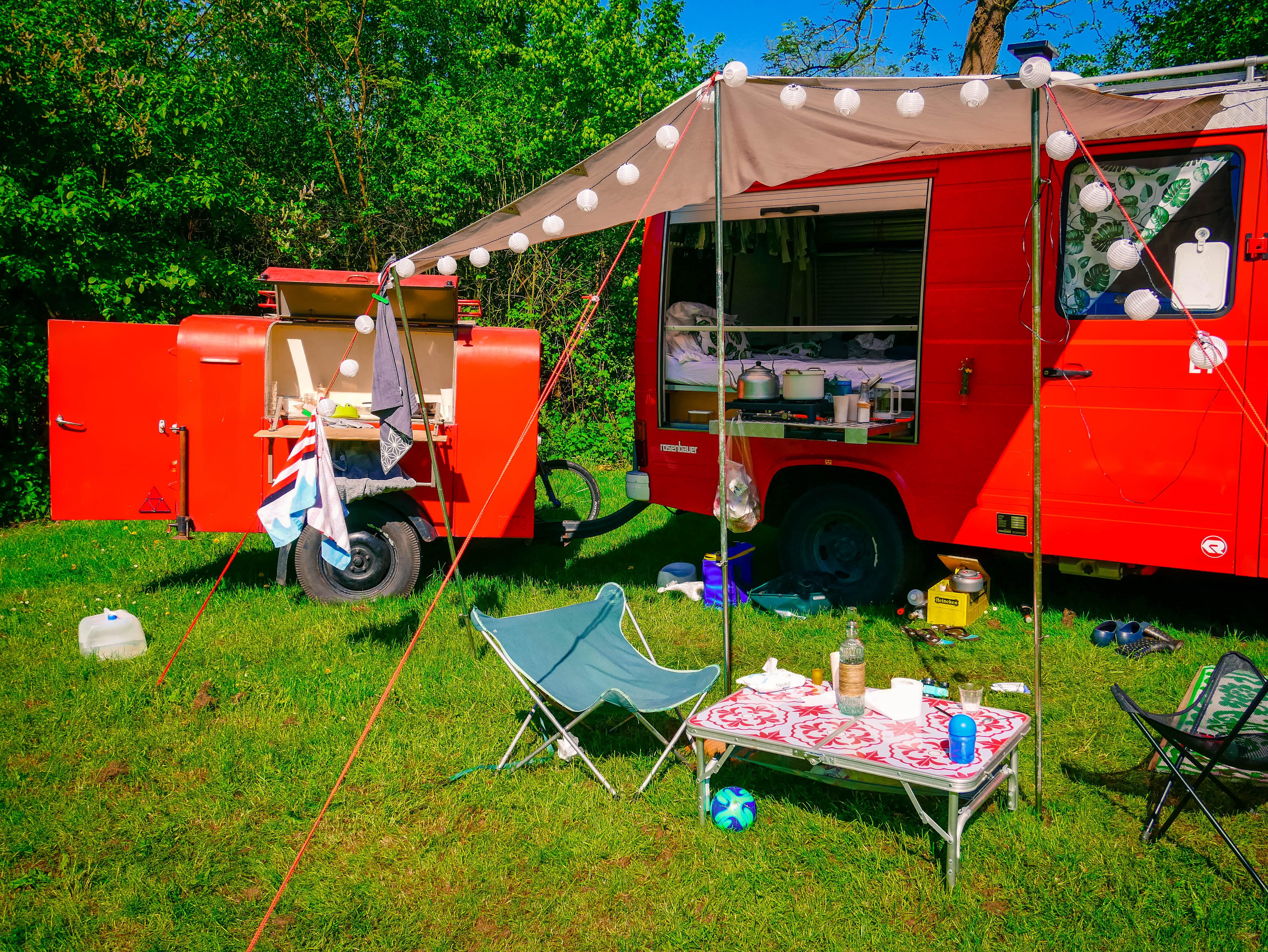 Duurzame vakanties, camping, floortje dessing, groener wonen
