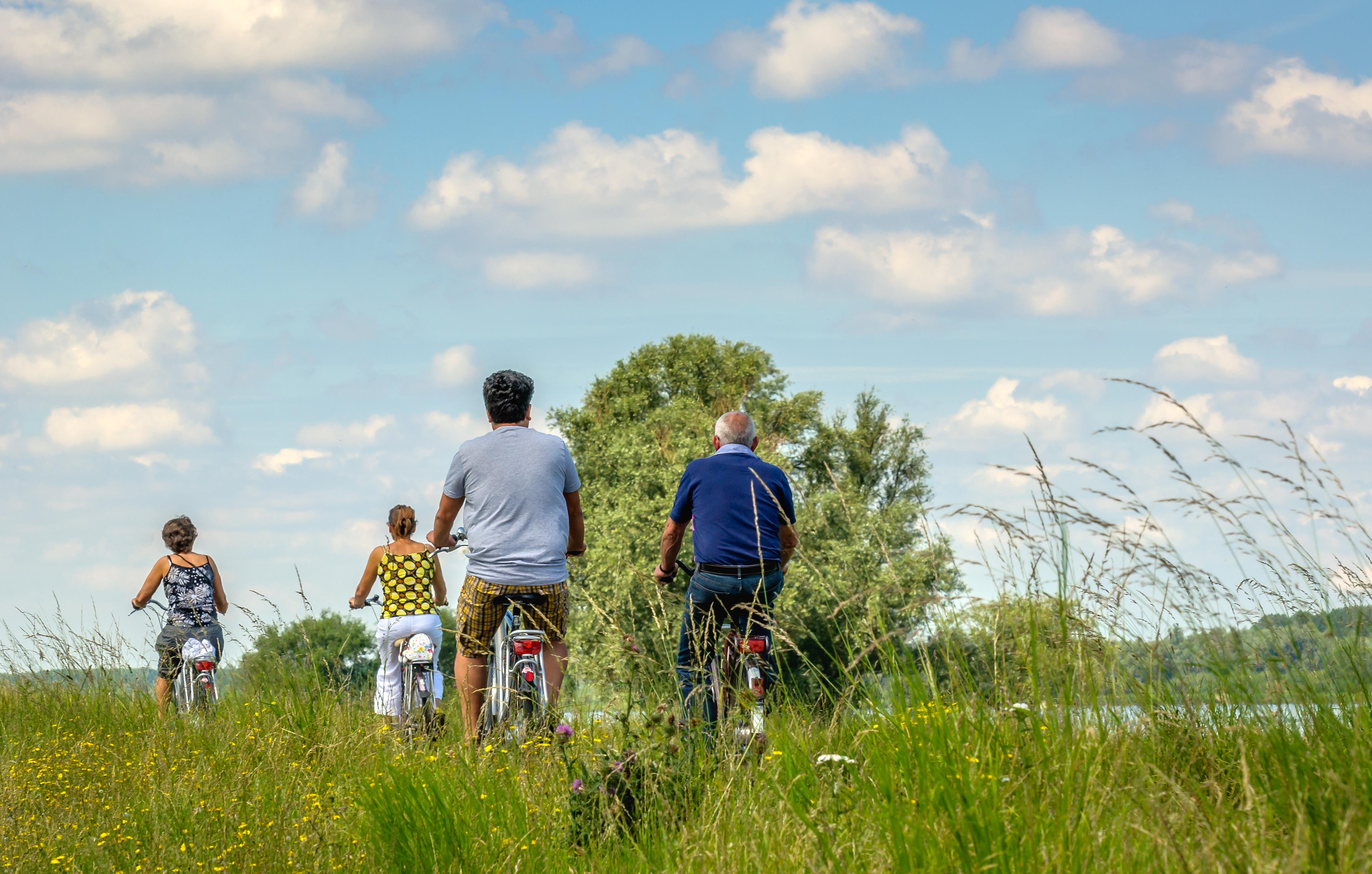 fietsvakantie, groener wonen, duurzame vakanties, vakantie,