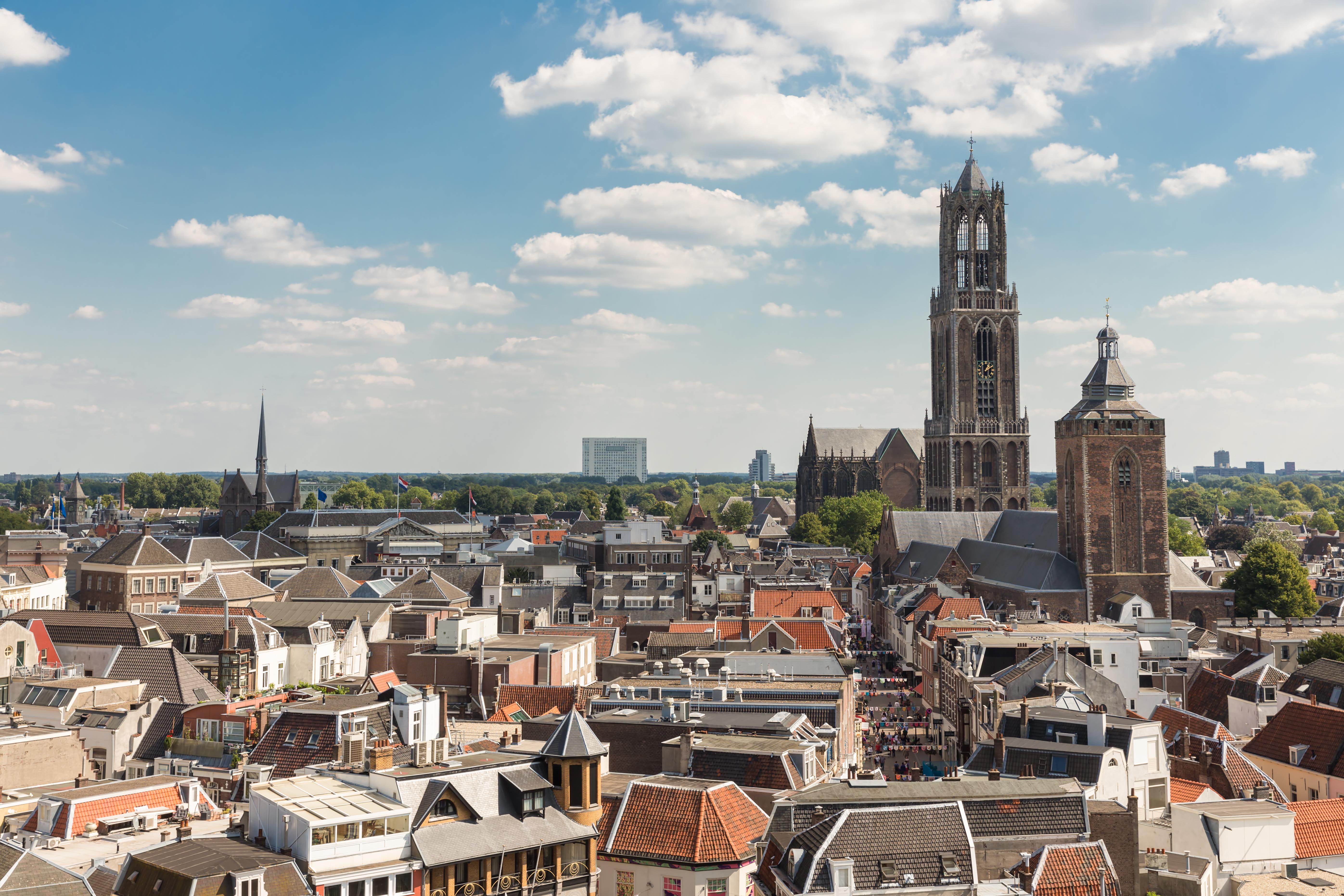 Utrecht, duurzame vakanties, groener wonen