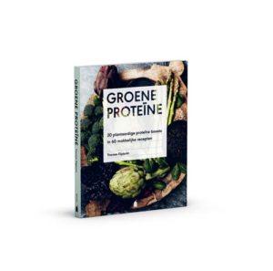 Plantaardige recepten Groene Proteïne boek