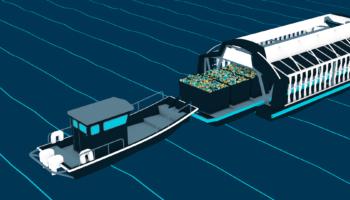 The Ocean Cleanup Interceptor plasticvervuiling in rivieren