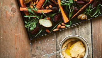 Plantaardig recept: Bieten en wortels uit de oven