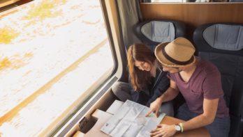 Internationale trein als duurzaam alternatief