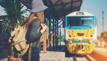 Duurzame treinreis Europa