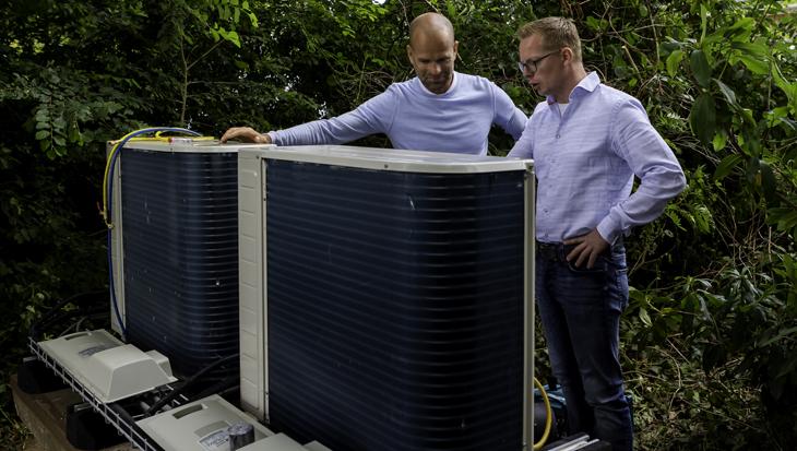 warmtepomp duurzaamheid