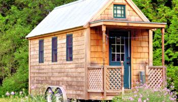 Tiny House ontspullen