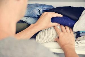 Ontspullen kleding