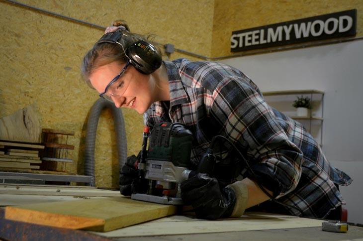 Steelmywood