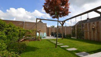 Een duurzame tuin hoeft niet rommelig te zijn