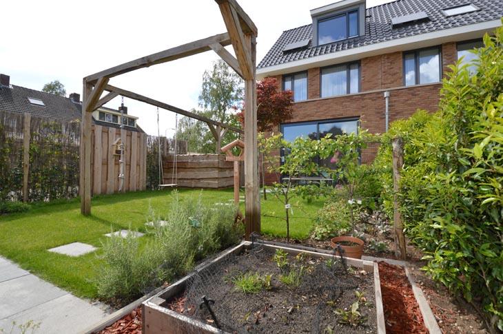 Duurzame tuin Apeldoorn