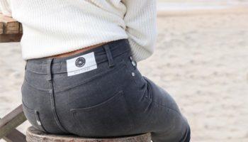 MUD jeans leasen spijkerbroek