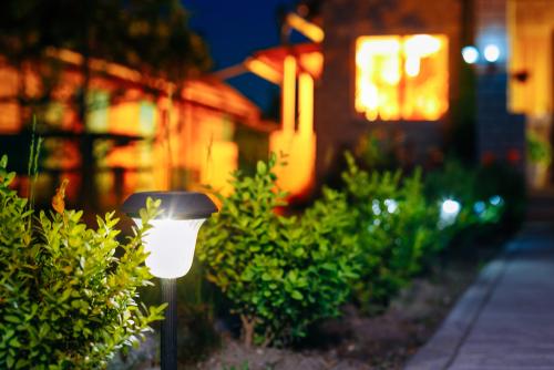 energie besparen tuin