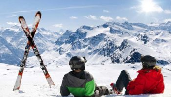 Duurzame wintersport vakantie