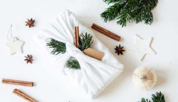 Cadeaus duurzaam inpakken voor de feestdagen