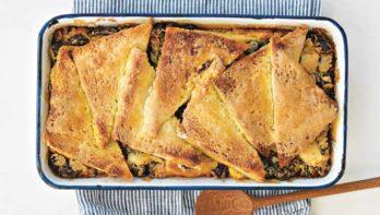 Pudding van oud brood
