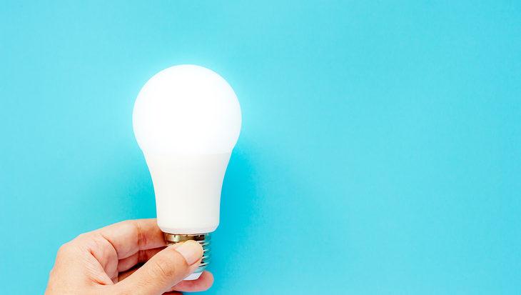 Bespaartips energie: zo kun je op verlichting besparen
