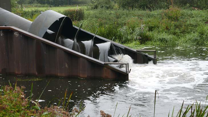 Eerste coöperatieve waterkrachtcentrale in Nederland