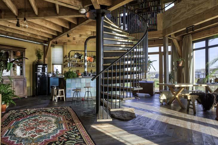Duurzaam huis in Oosterwold - duurzame oplossingen
