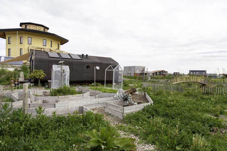 Duurzaam wonen Oosterwold