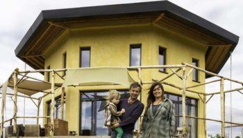 Duurzaam huis in Oosterwold