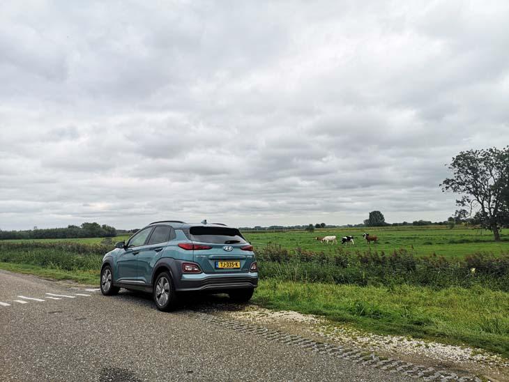 Elektrische auto ervaring met rijden