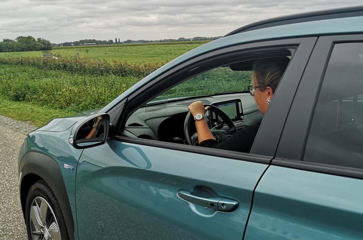 Ervaring rijden in een elektrische auto