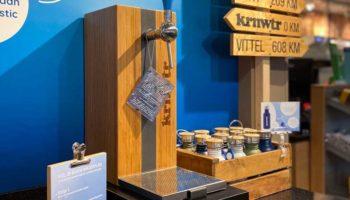 KRNWTR duurzaam water tappen onderweg