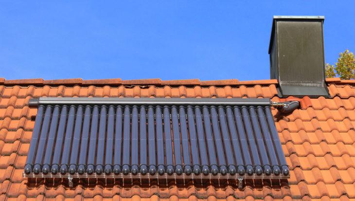 De zonneboiler: water met zonne-energie verwarmen