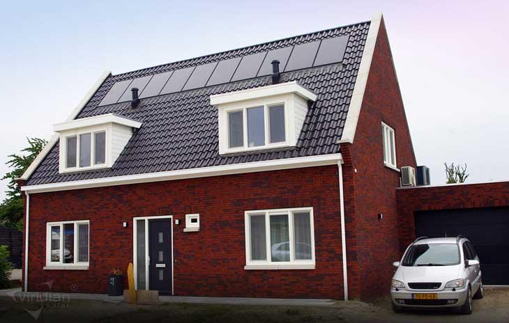 Zonne-energie duurzaam wonen