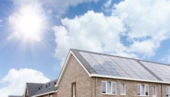 Opbrengst zonnepanelen monitoren