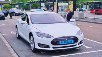 Nederlanders lopen nog niet warm voor elektrische taxi