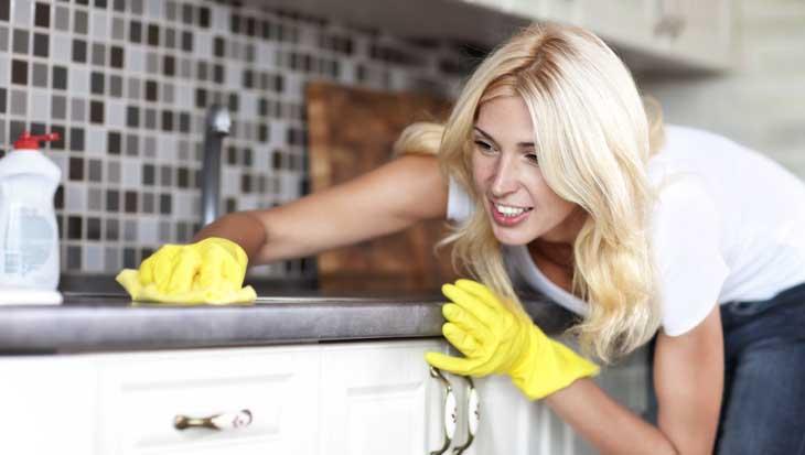 Milieuvriendelijk schoonmaken