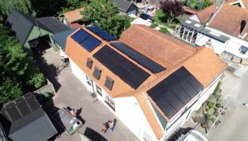 Duurzaamheidsinstallatie SunPower Energy Solutions