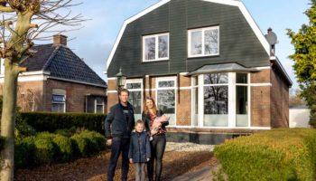 Binnenkijken duurzame woning in Joure
