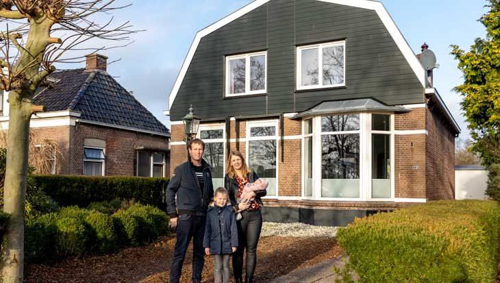 Binnenkijken in Joure: 'Een huis om heel lang van te genieten!'