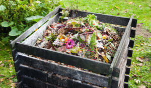 Composthoop zelf maken