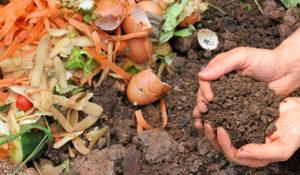 Zelf compost maken, zelf composthoop maken