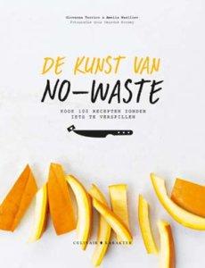 Duurzaam koken kookboek De kunst van no-waste