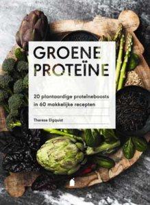 Duurzaam koken vegan kookboekGroene proteïne