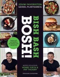 Duurzaam koken kookboek Bish Bash Bosch