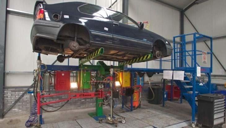 Afgedankte auto voor 98,4% gerecycled
