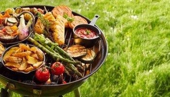 Milieuvriendelijk barbecueën