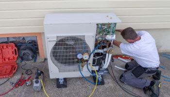 onderhoud van een warmtepomp
