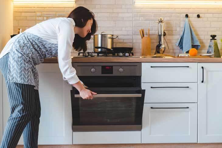Energie besparen in de keuken tips voor de oven