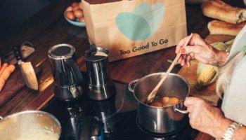 Too Good To Go tegen voedselverspilling