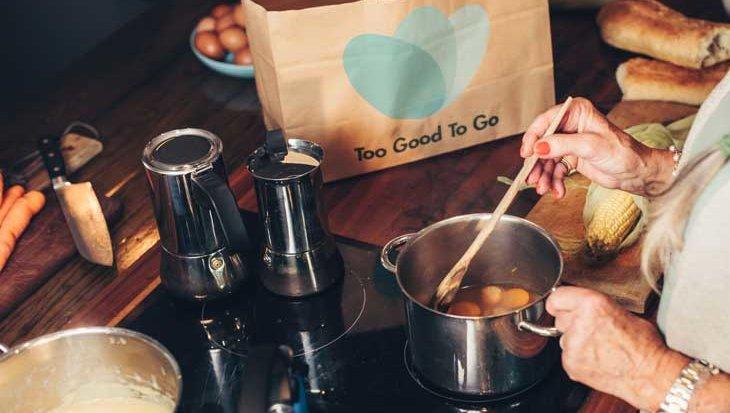 Too Good To Go zet zich in tegen voedselverspilling