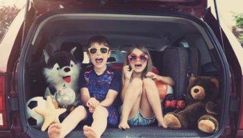 Dagje weg met een elektrische auto